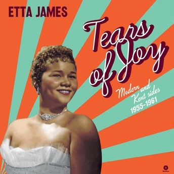 vinyl LP ETTA JAMES Tears Of Joy