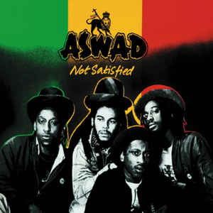 vinyl LP ASWAD Not Satisfied