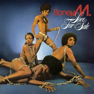 vinyl LP BONEY M. Love For Sale