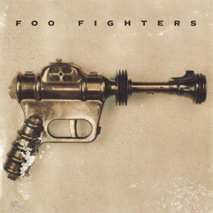 vinyl LP FOO FIGHTERS Foo Fighters