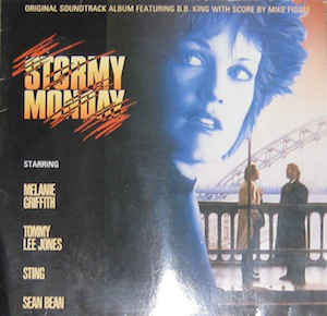 vinyl LP Stormy Monday (soundtrack)