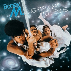 vinyl LP BONEY M. Nightflight To Venus