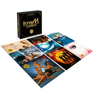 vinyl 9LP BONEY M. Complete (Original Album Collection)