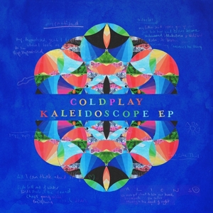"vinyl 12"" maxi SP COLDPLAY Kaleidoscope"