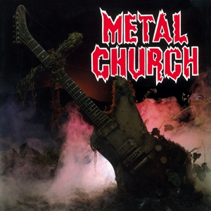 vinyl LP METAL CHURCH Metal Church