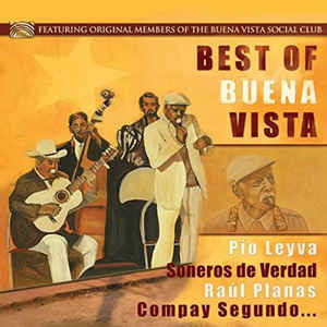 vinyl LP Best Of Buena Vista (Various Artists)