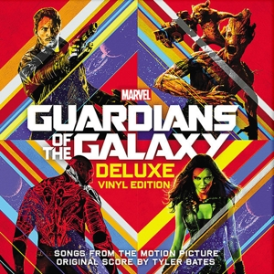 vinyl 2LP Guardians Of The Galaxy vol.1 (deluxe edition)