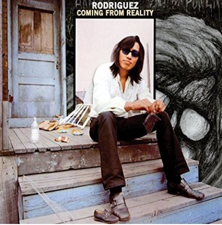 vinyl LP SIXTO RODRIGUEZ Coming From Reality