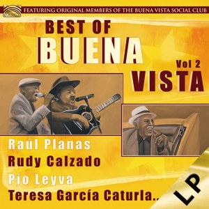 vinyl LP Best Of Buena Vista 2 (Various Artists)