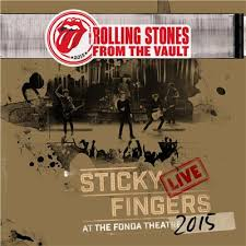 vinyl 3LP ROLLING STONES Sticky Fingers - Live At Fonda Theatre 2015