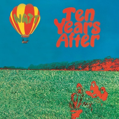vinyl LP TEN YEARS AFTER Watt