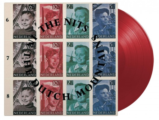 vinyl 2LP NITZ In The Dutch Mountains