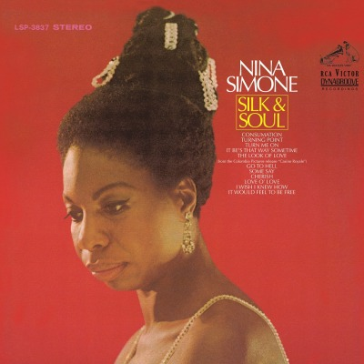 vinyl LP NINA SIMONE Silk and Soul