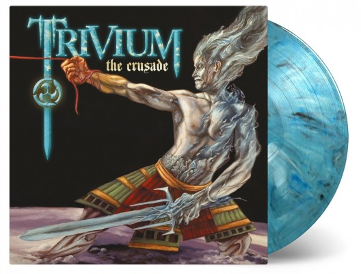 vinyl 2LP TRIVIUM The Crusade