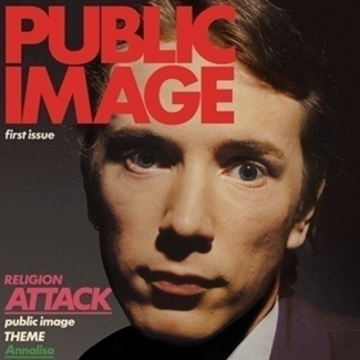 vinyl LP PUBLIC IMAGE LIMITED First Issue