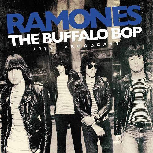 vinyl LP RAMONES The Buffalo Bop