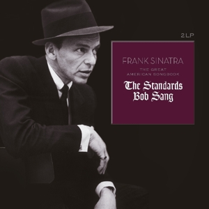 vinyl 2LP FRANK SINATRA Great American Songbook: the Standards Bob Sang