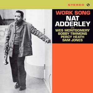 vinyl LP NAT ADDERLEY Work Song