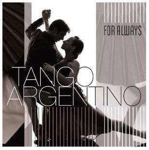 vinyl LP Tango Argentino: For Always
