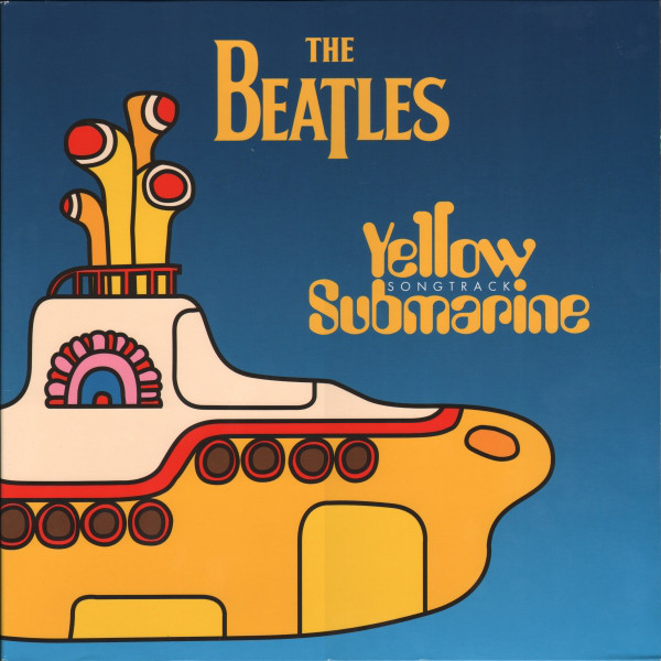 vinyl LP BEATLES Yellow Submarine
