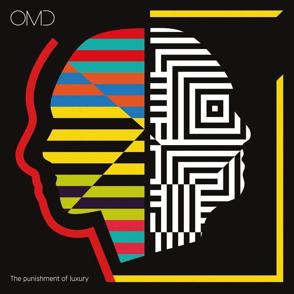 vinyl LP O.M.D Punishment Of Luxury