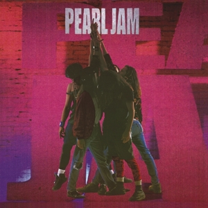 vinyl LP PEARL JAM Ten