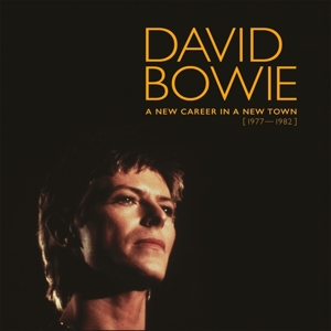 vinyl 13LP set DAVID BOWIE A New Career In a New Town (1977-1982)