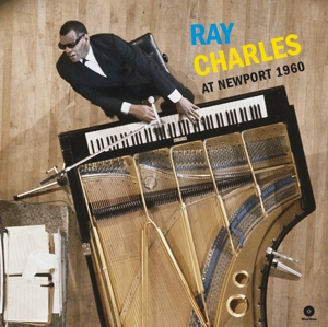 vinyl LP RAY CHARLES At Newport 1960