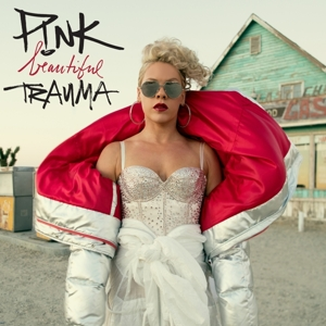 vinyl 2LP PINK Beautiful Trauma