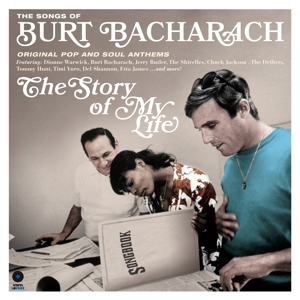 vinyl LP BURT BACHARACH Story of My Life