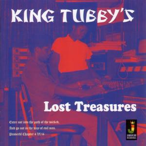 vinyl LP KING TUBBY Lost Treasures