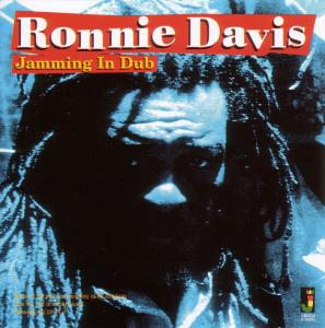 vinyl LP RONNIE DAVIS Jamming In Dub