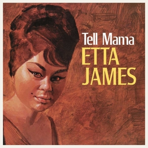 vinyl LP ETTA JAMES Tell Mama