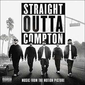 vinyl 2LP Straight Outta Compton (soundtrack)