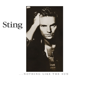vinyl 2LP STING Nothing Like the Sun