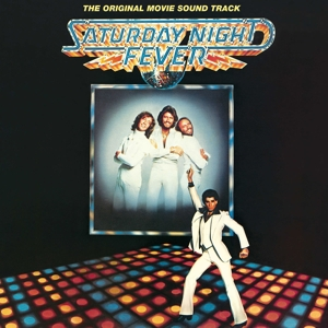vinyl 2LP Saturday Night Fever (Bee Gees soundtrack)