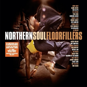 vinyl 2LP Northern Soul Floorfillers (various artists)
