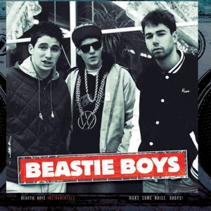 vinyl 2LP BEASTIE BOYS Make Some Noise, Bboys! (instrumental)