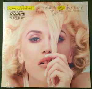 vinyl LP GWEN STEFANI This is What the Truth Feels Like