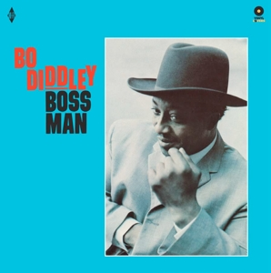 vinyl LP BO DIDDLEY Boss Man
