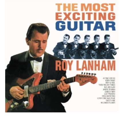 vinyl LP ROY LANHAM The Most Exciting Guitar