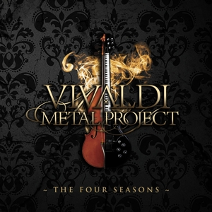 vinyl LP VIVALDI METAL PROJECT Four Seasons