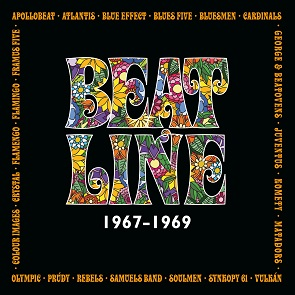 vinyl LP BEATLINE 1967 - 1969
