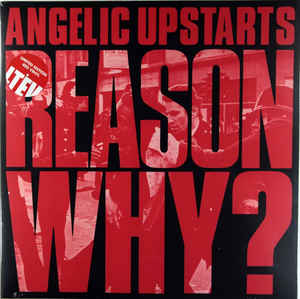 vinyl 2LP ANGELIC UPSTARTS Reason Why