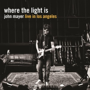 vinyl 4LP JOHN MAYER Where the Light is