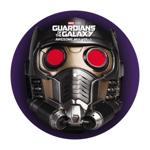 vinyl LP Guardians Of The Galaxy Vol.1 picture disc