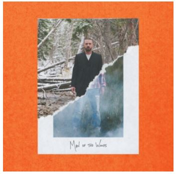 vinyl 2LP JUSTIN TIMBERLAKE Man of the Woods