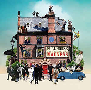 vinyl 4LP MADNESS  Full House (The Very Best Of Madness)
