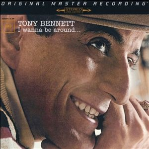 vinyl LP TONY BENNETT I Wanna Be Around