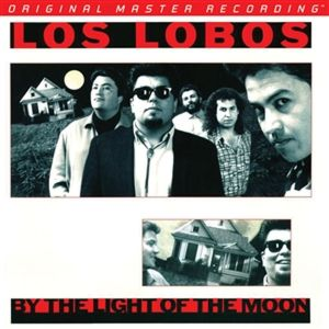 vinyl LP LOS LOBOS By the Light of the Moon